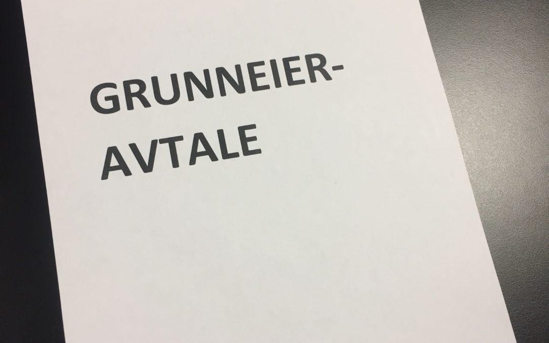 Grunneieravtale inngått