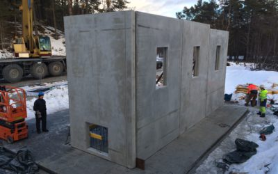 Elementmontasje Kvernåi