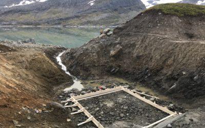 Byggarbeider påbegynt på Veiski